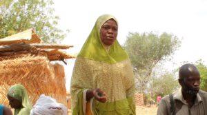 Cecile, grazie al warrantage ha aperto una piccola sartoria nel suo villaggio